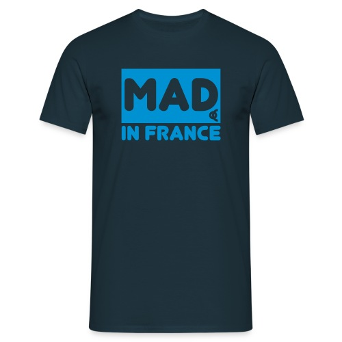 mad in france - T-shirt Homme