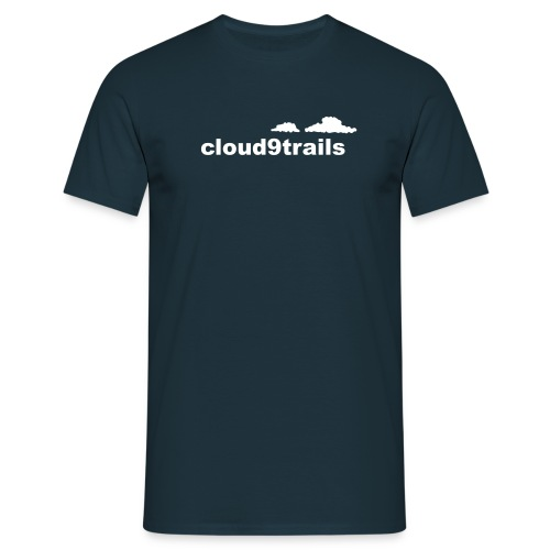 cloud9trails - Men's T-Shirt