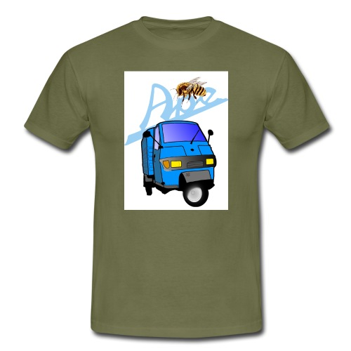 apeblau - Männer T-Shirt