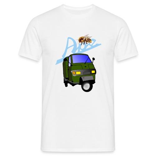 apegruen - Männer T-Shirt