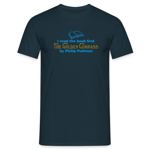 The Golden Compass T-Shirt - Men's T-Shirt