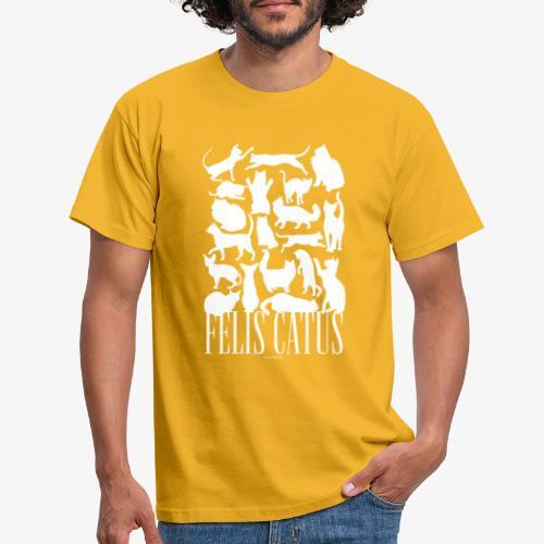 Felis Catus - Miesten t-paita