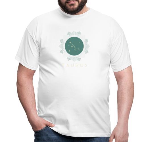 zodiac t shirt design template 1426a - Herre-T-shirt