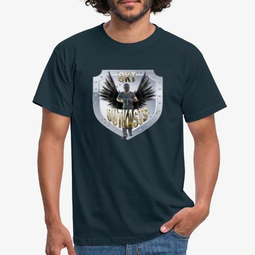 OutKasts PUBG Avatar - Men's T-Shirt