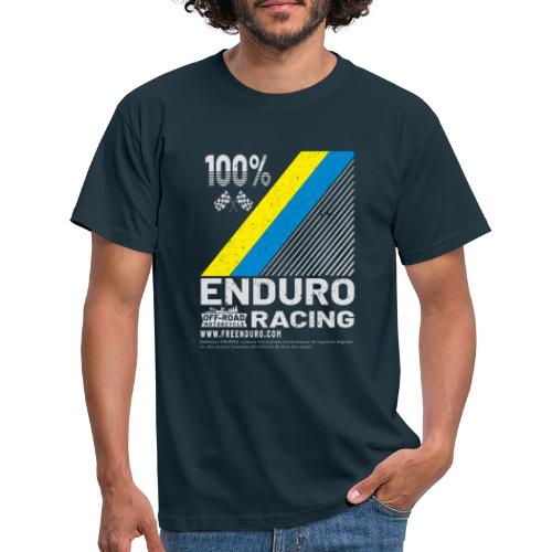 off-road racing - T-shirt Homme