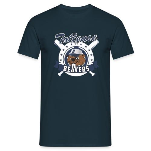 Logo Tollense Beavers - Männer T-Shirt