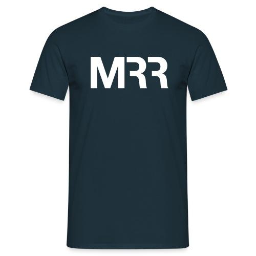 mrr vit - T-shirt herr