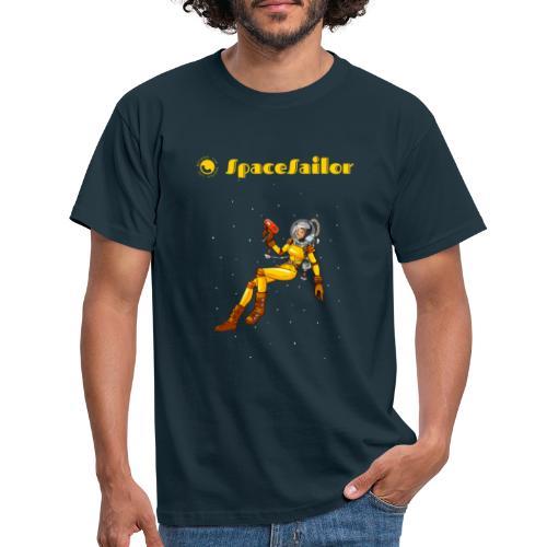 SpaceSailor - Men's T-Shirt