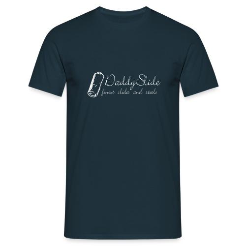 daddyslide schriftzug png - Männer T-Shirt