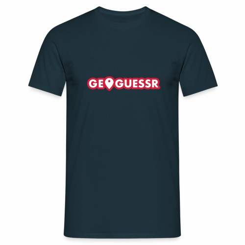 GeoGuessr - Logo - Men's T-Shirt