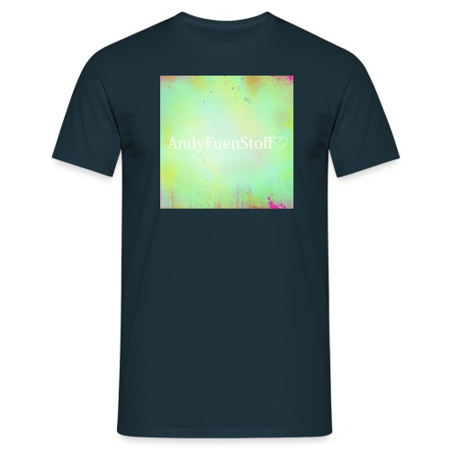 andy fuenstoff - Men's T-Shirt