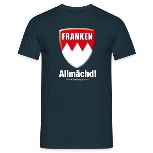 Allmächd - Männer T-Shirt