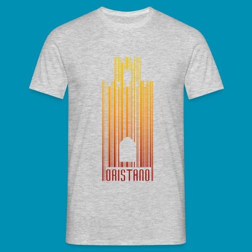 Torre di Mariano barcode - Maglietta da uomo