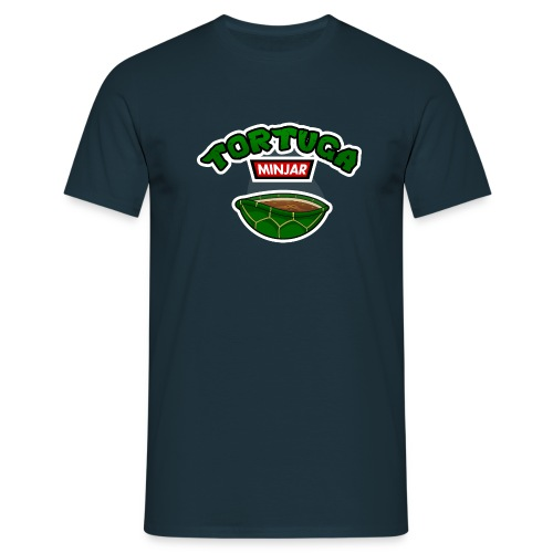 Tortuga Minjar - T-shirt Homme
