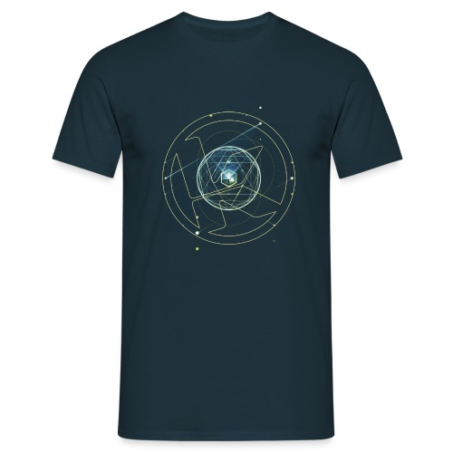 Kozzmozz The Ongoing Portal - Men's T-Shirt