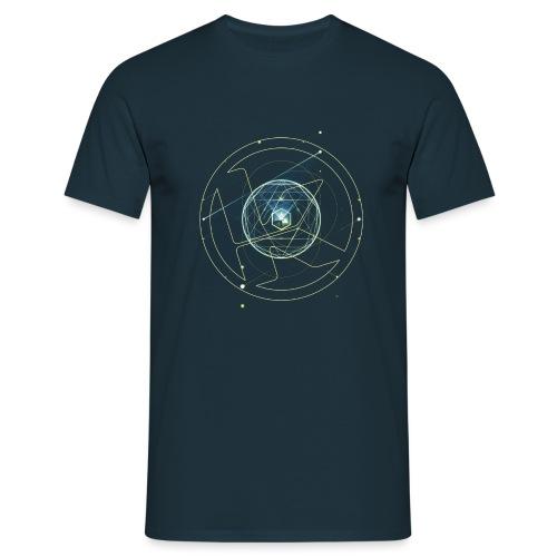 Kozzmozz The Ongoing Portal - Men's T-Shirt