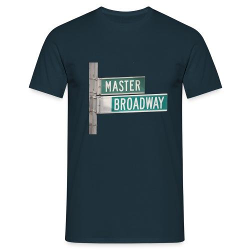 MBStreetSign - T-shirt Homme