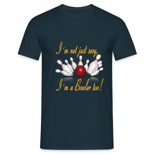 I´m not jus sexy - T-shirt herr