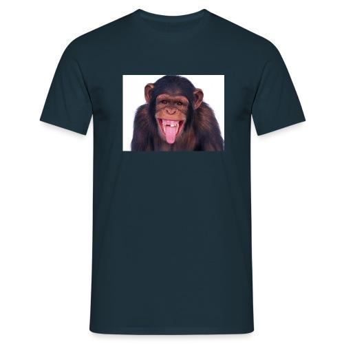 singe jpeg - T-shirt Homme