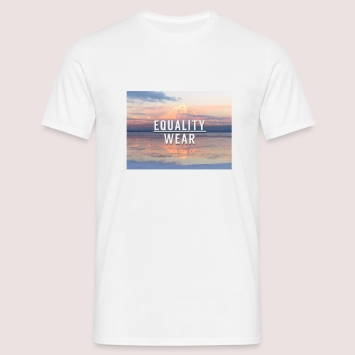 Mountain Equality Edition - Men's T-Shirt