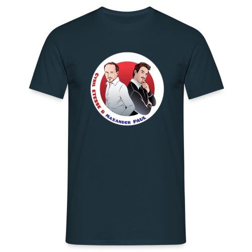 EHLYASS_maxanderPaul+Cyri - T-shirt Homme