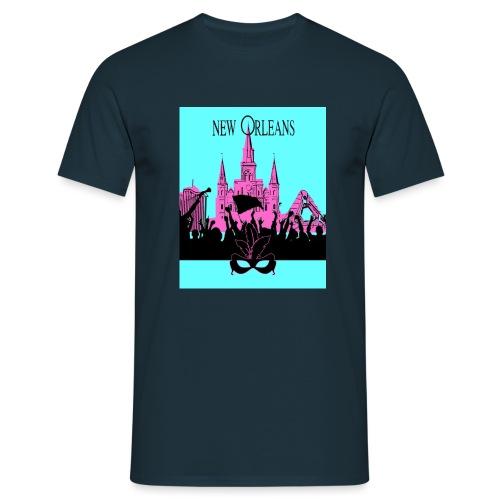 New Orleans - Camiseta hombre