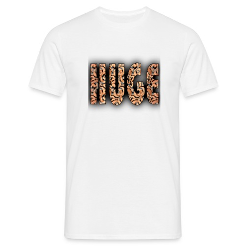 hugelogotje png - Mannen T-shirt