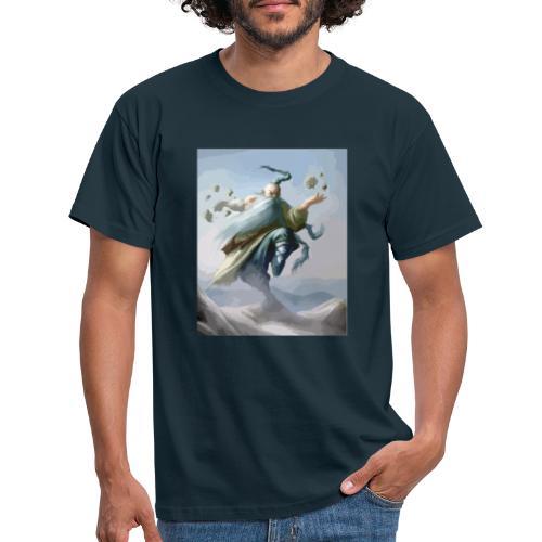 musululma fantasía - Camiseta hombre