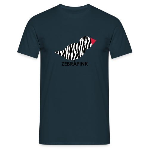 Zebrafink - Männer T-Shirt