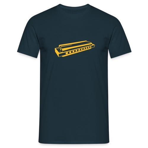 Harmonica - Men's T-Shirt