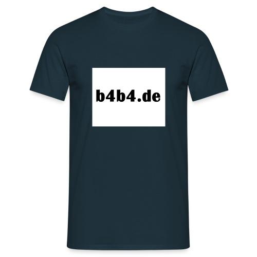 b4b4de - Männer T-Shirt