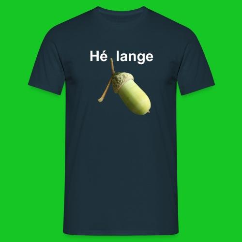 Hé lange - Mannen T-shirt