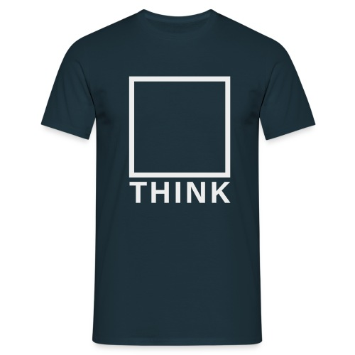 Think Box - Männer T-Shirt