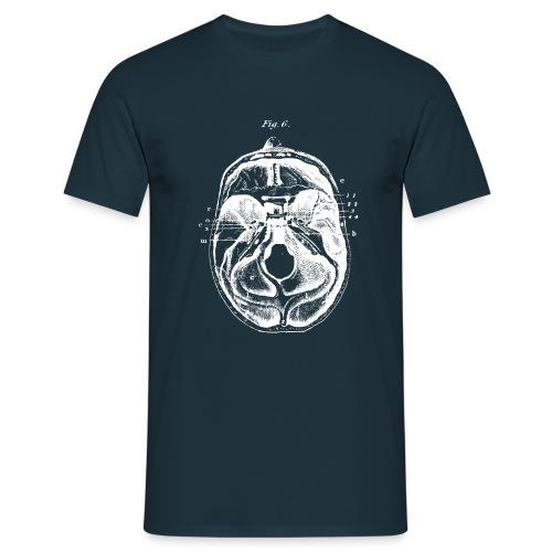 Esprit ouvert Blanc - T-shirt Homme