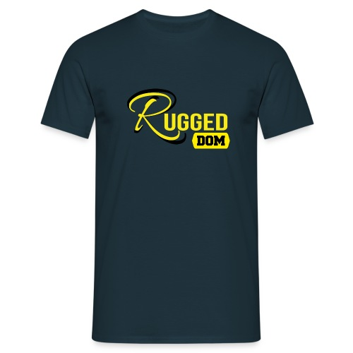 ruggedinverted - Männer T-Shirt