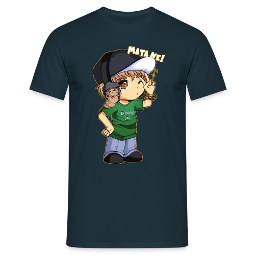 Mata ne by ShinaiShadow png - Männer T-Shirt