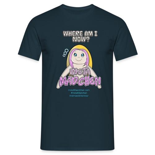 InstaMädchen Shirt - Men's T-Shirt