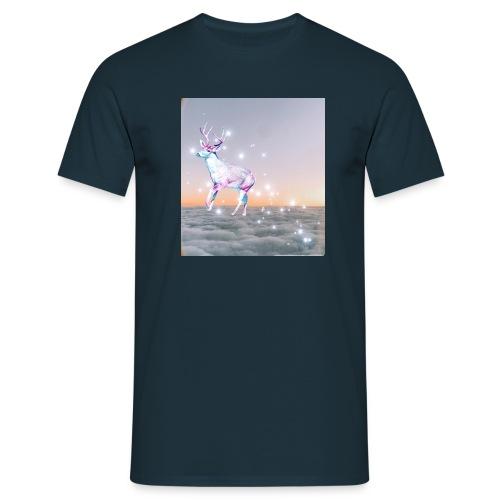 magiczny jelonek - Koszulka męska