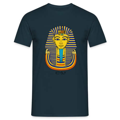 Pharao Tutanchamun - Männer T-Shirt