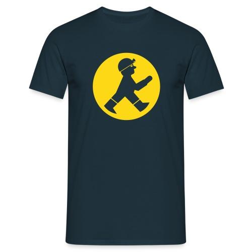 befahrermaennchen - Männer T-Shirt