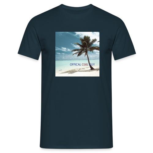 C00L GUY Merch - Mannen T-shirt