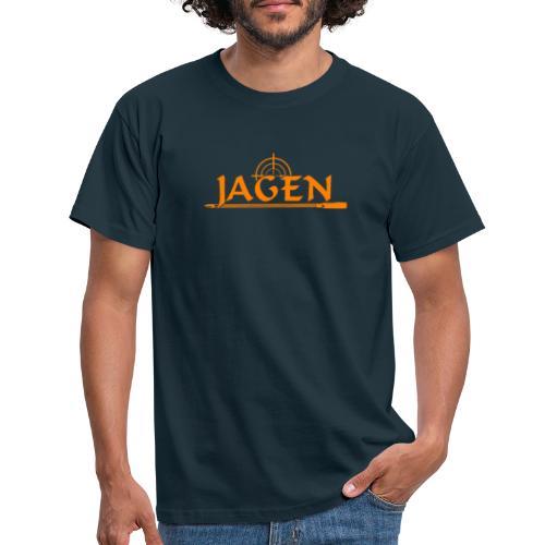 Jagen Jäger Jägerin Jagd Liebhaber Geschenk - Men's T-Shirt