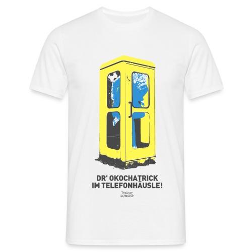 telefonhaeusle trans 02 - Männer T-Shirt