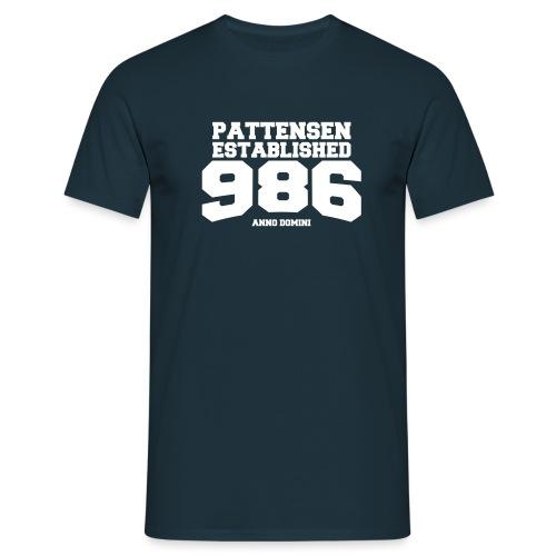 Pattensen 986 - Männer T-Shirt