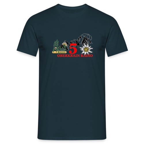 schwany5 logo - Männer T-Shirt
