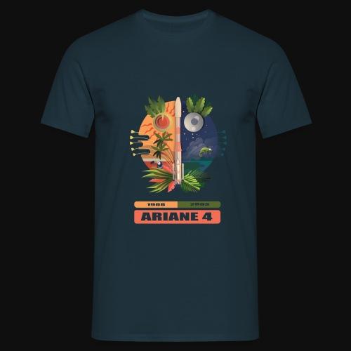 Ariane 4 - Carnaval figures and legends - Men's T-Shirt