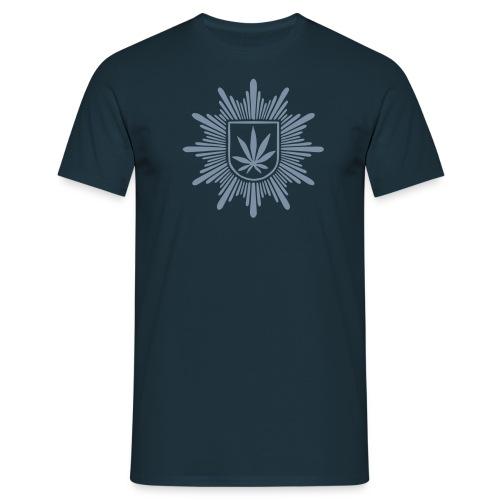 Bundeshanfschutz (pur) - Männer T-Shirt