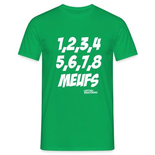 123MEUFS png - T-shirt Homme