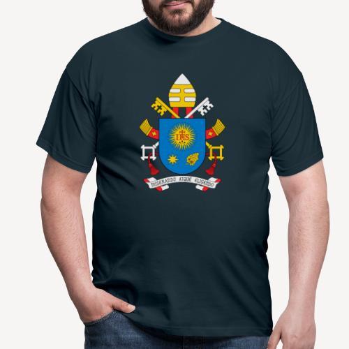 PAPAL CREST - Men's T-Shirt