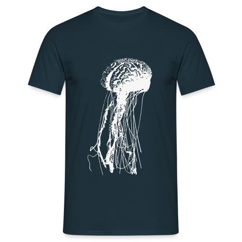 Jellybrain - Männer T-Shirt